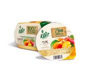 Apple, Peach & Apricot puree
